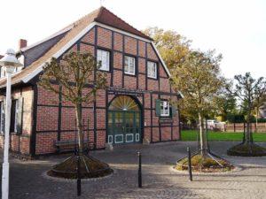 Eingang zum Gruppenraum der Gruppe Münster Hiltrup