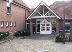 Eingang zum Gruppenraum der Gruppe Münster Roxel